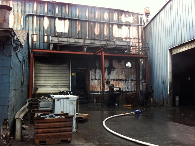 Mutual Aid To Southington For A Factory Fire Cheshire