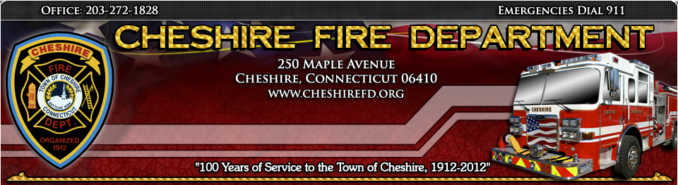 Cheshire Fire Department